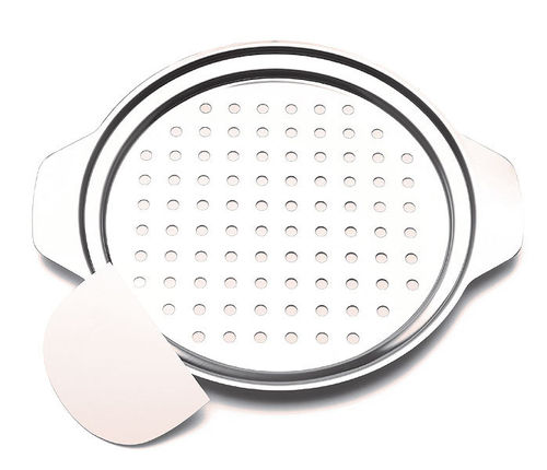 "Goldspatz Spaetzle Maker Lid with Scraper, 11"" - #2202"