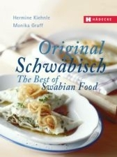 "Kochbuch ""The Best of Swabian Food"" / ""Original Schwäbisch"" (in Deutsch & Englisch)"