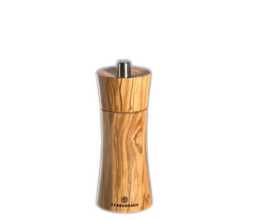Zassenhaus Pepper Mill OLIVE, 5.5 Inch