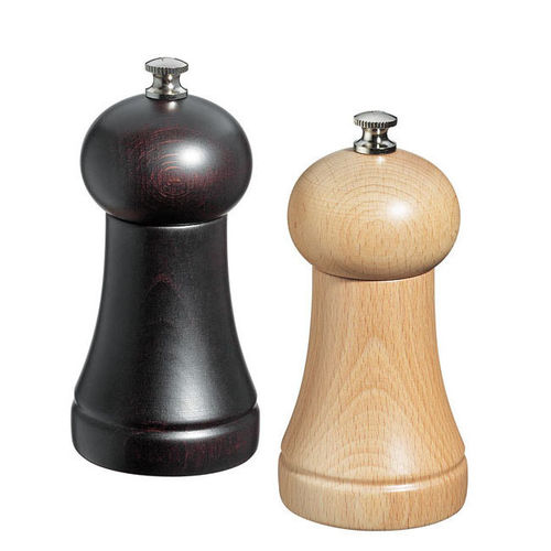 Zassenhaus Salt / Pepper Mill FREIBURG, 12 cm