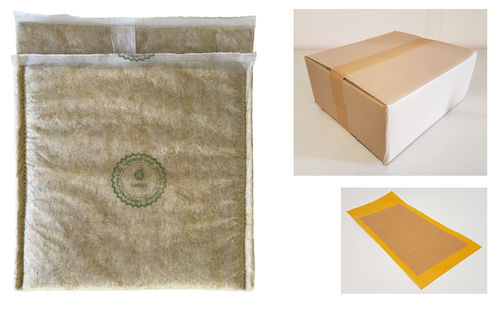 Landpack® thermal bags hemp