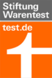 Results from Stiftung Warentest